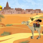 Afri Adventure, Africa in Motion for Kids, Glasgow