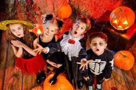 Halloween Feest.Kids Halloween Party Go Wild Glasgow West End
