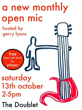 open mic the doublet