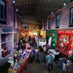 Christmas Festival at Riverside Museum Glasgow