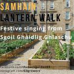Samhain Lantern Walk Glasgow