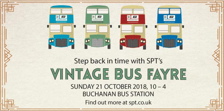 vintage bus fayre