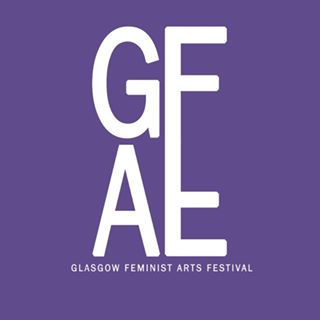glasgow feminit arts fest logo