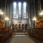 Family Carol Service, University of Glasgow Chapel