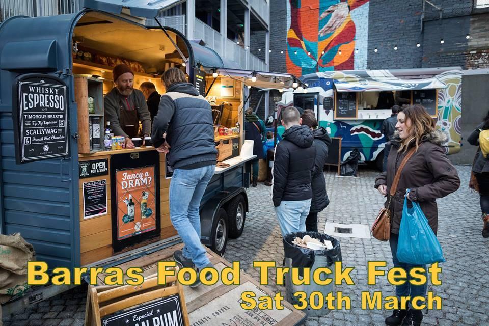 barras food trucks