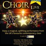 The Rock Choir Live for Star Child