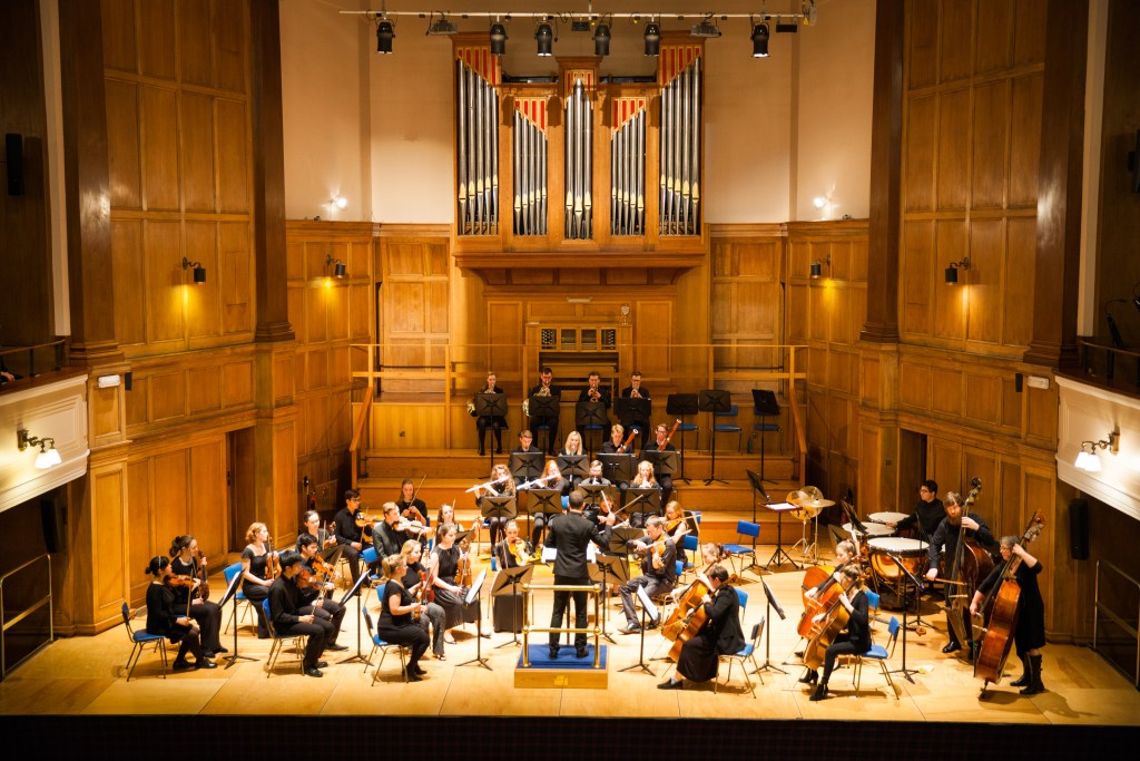st andrews chamber orchestra