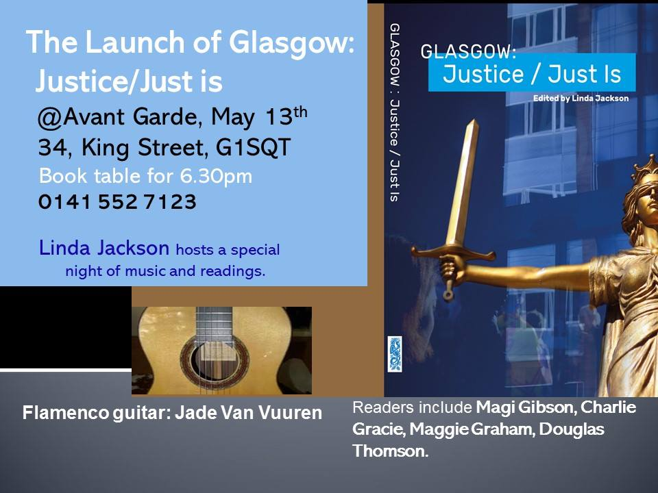 the launch of glasgow justice