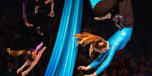 aerial edge circus