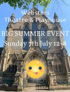 websters 7 july summer event