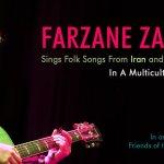 Farzane Zamen, folk songs from Iran and Azarbaijan