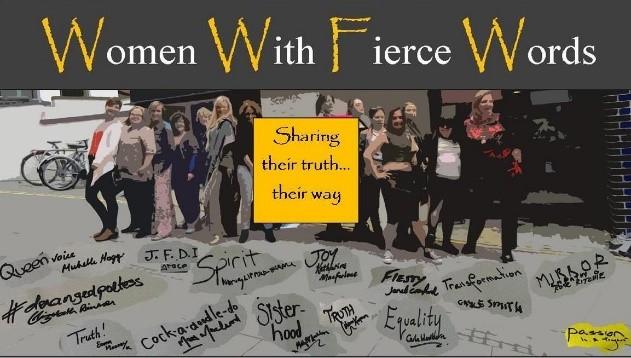 women fierce words
