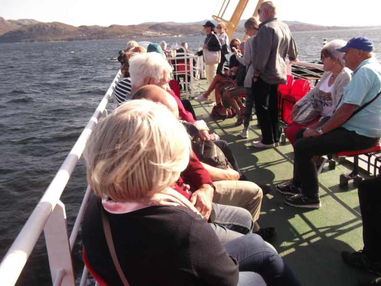 ferry to skye people
