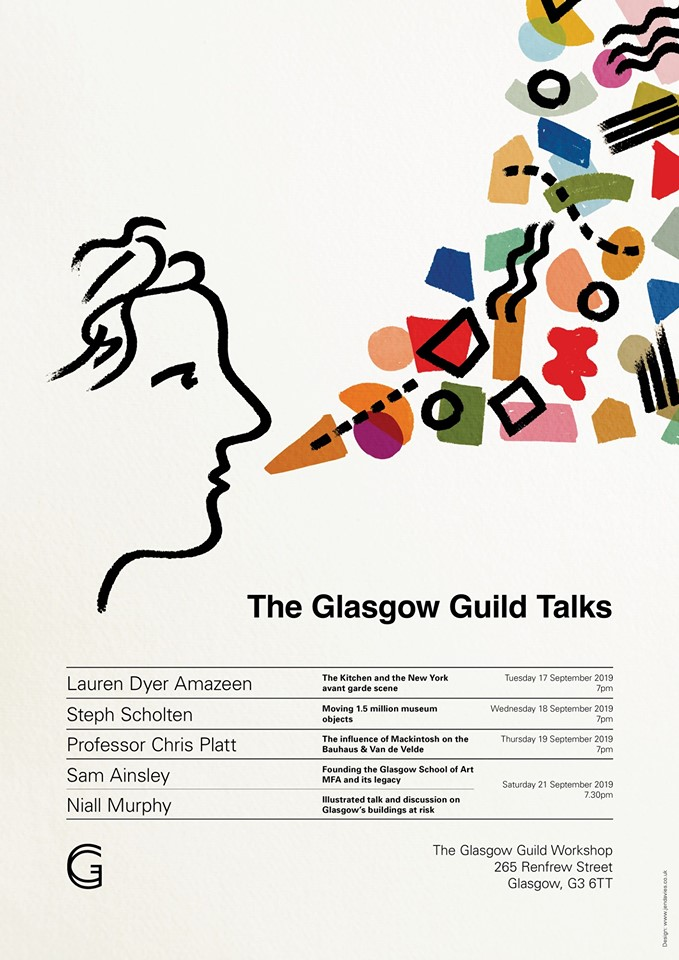 tthe glasgow guild talks 2019