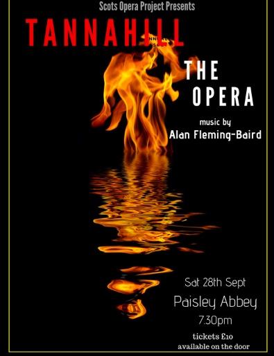 the opera tannahill