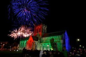paisley firework display