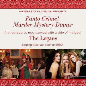 panto crime the logans a festive murder