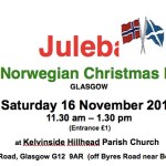 Julesbasar - Norwegian Christmas Fair Glasgow 2019