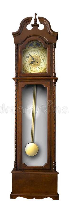 old-fashion-wooden-clock-with-pendulum-12338464