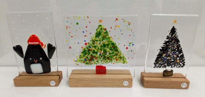 maurelan glass christmas