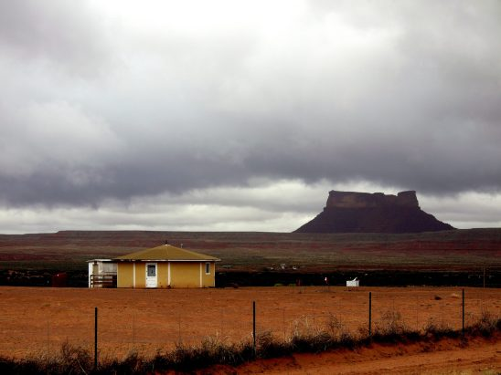 Hoghan clasic navajo Dwelling