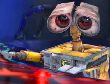 Wall-E Te Argyle Street Arches