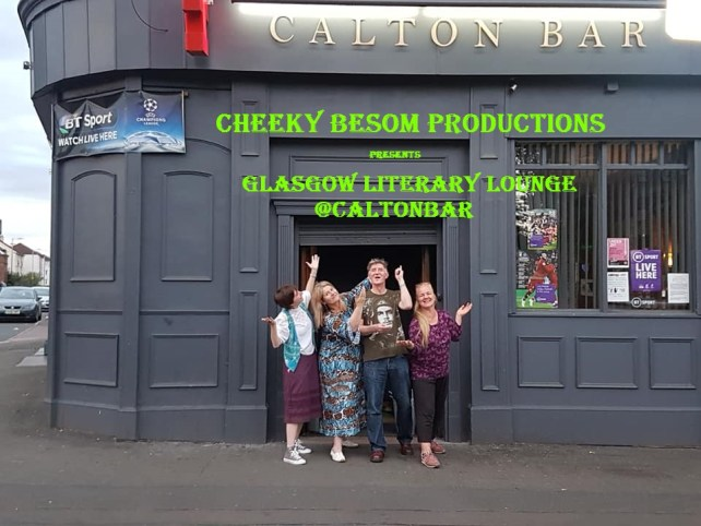 cheeky besom productions 2