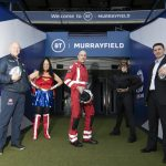 Scotland's Charity Air Ambulance Fundraiser at Murrayfield