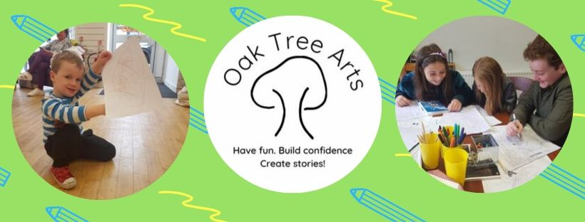 oak tree arts