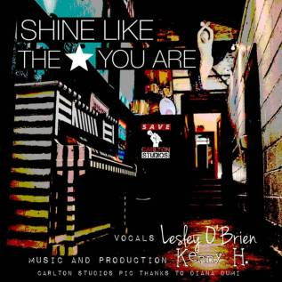 shine like the star you are
