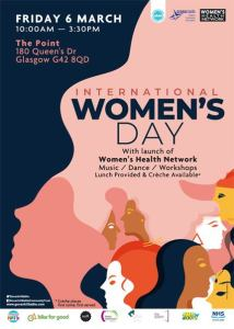international womens day govanhill