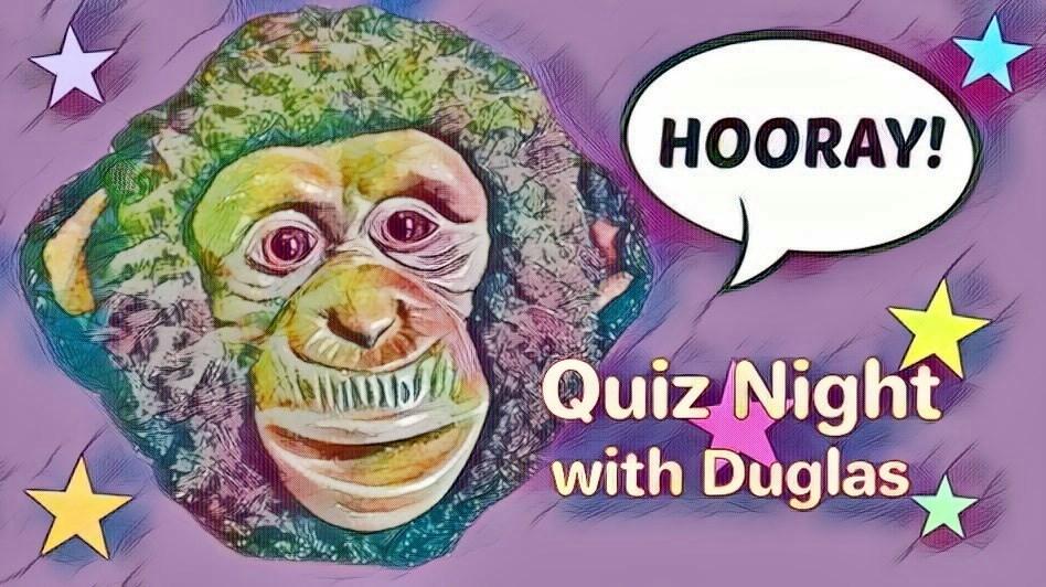 quiz night with duglus 24 aug 2021