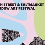 Glasgow Window Art Festival – High Street and Saltmarket