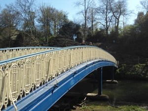 Botanic Blue Bridge