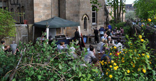 cottiers beer garden