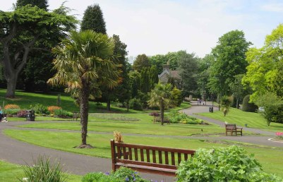Levengrove Park. The Gem of Dumbarton