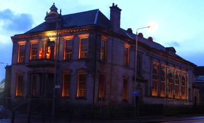 exterior_lighting-2939 maryhill burgh halls