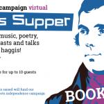 Believe in Scotland Virtual Burns Supper