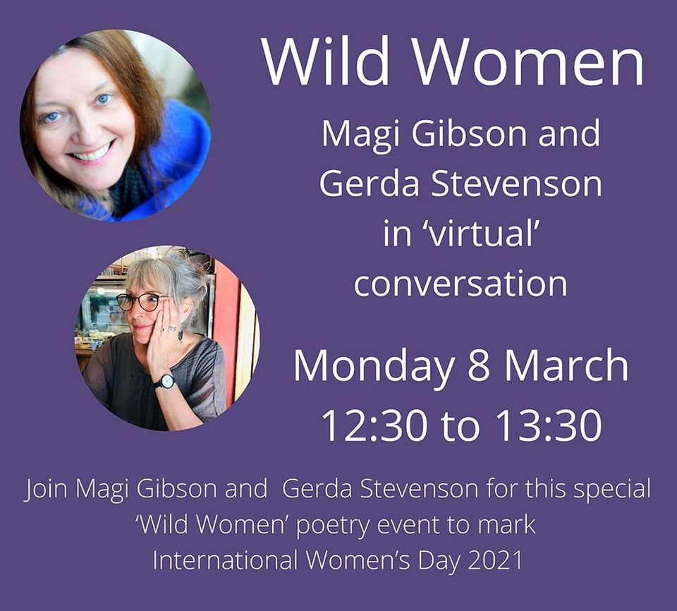 wild women magi gibson