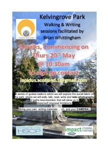 lapidus writing walks brian whittingham