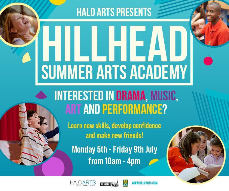 hillhead summer arts academy