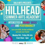 Hillhead Summer Arts Academy 2021