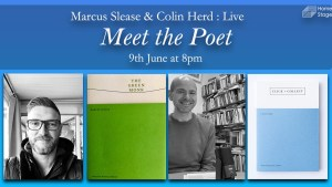 meet the poet marcus slease and colin herd