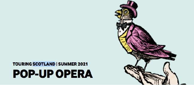 pop up opera 2021