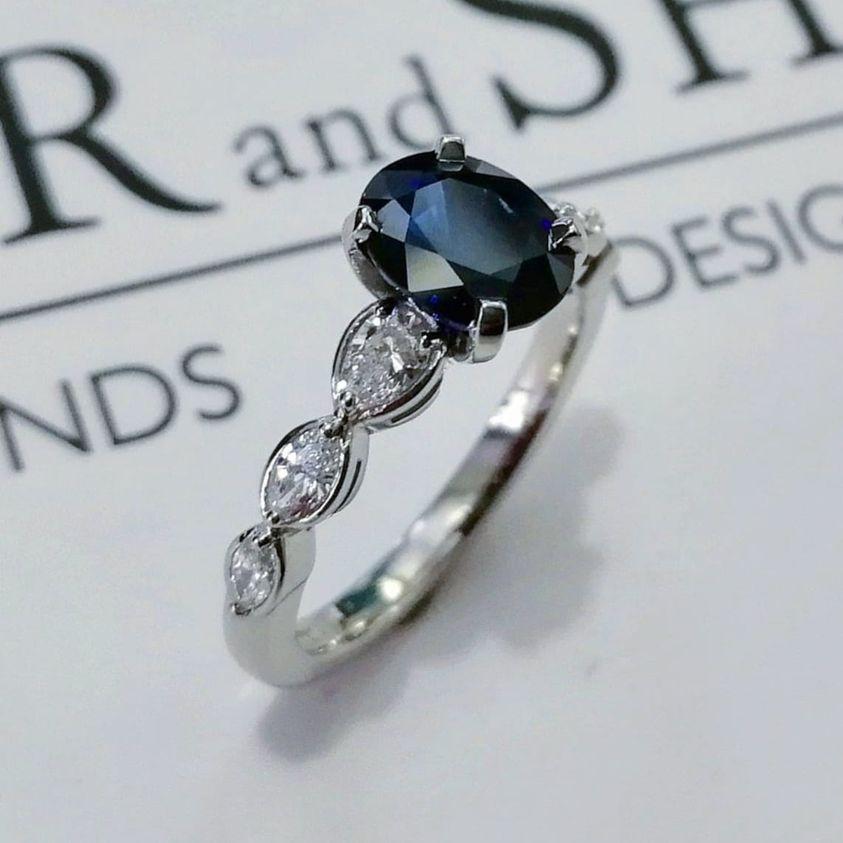 saphire diamond blair and sheridan