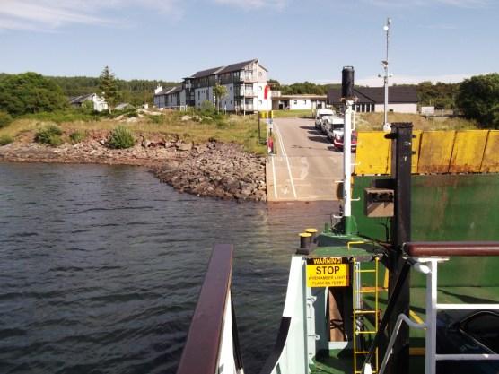ferry portavadie
