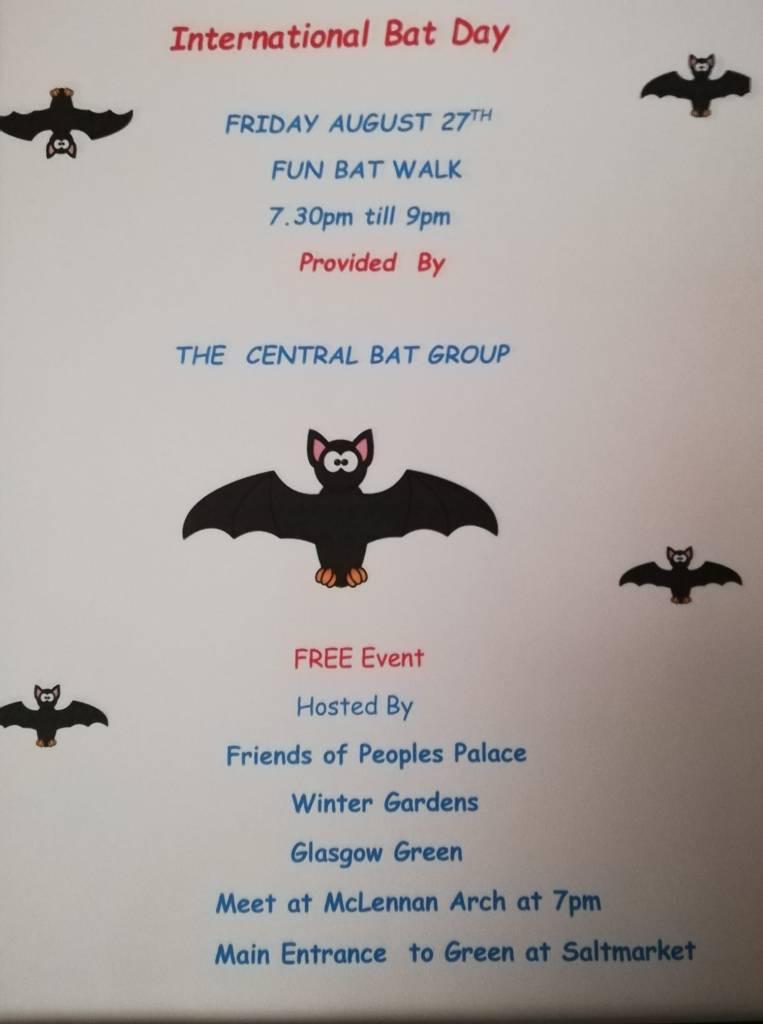 intenational bat day