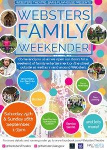 family weekender websters