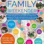 Family Weekender at Websters
