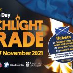 St Andrew's Day–  Torchlight Parade